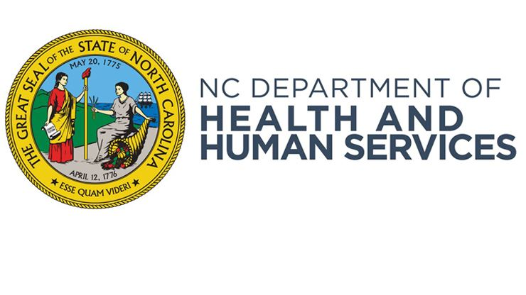 logo of the north carolina department of health and human services