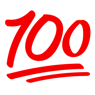 Image of the number 100