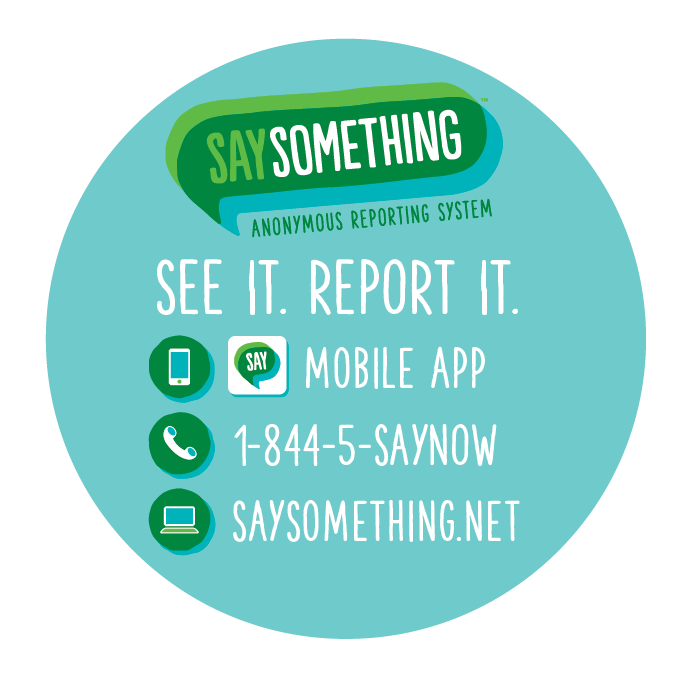 How to use the Say Something app with your phone or email