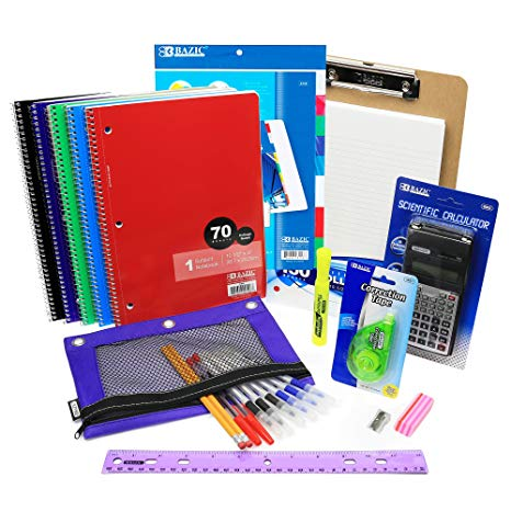 2019-2020 School Supplies Lists